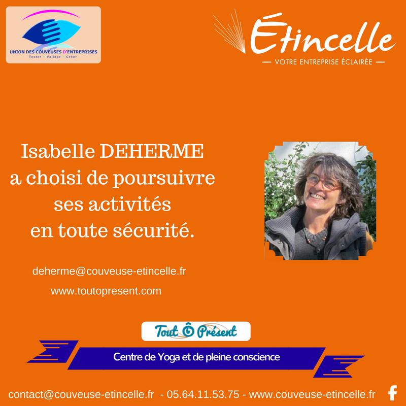 DEHERME-Isabelle-Tout-O-Present